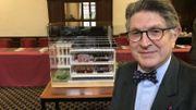 Philippe Samyn, architecte et ingénieur de la future maison administrative provinciale de Namur