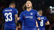 """Eden Hazard après sa merveilleuse chevauchée : """"Ce but est spécial"""""""