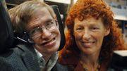 Avec sa compagne Elaine le 19 octobre, un an avant son divorce