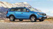 Dacia dévoile la nouvelle Logan MCV Stepway