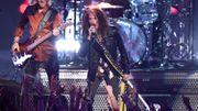 Aerosmith & Run DMC aux Grammy Awards