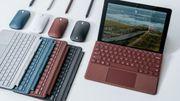 Microsoft dévoile sa nouvelle tablette, la Surface Go