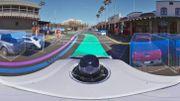 Montez à bord de la voiture autonome Waymo pour une virée en 360°