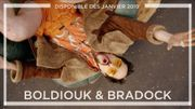 """""""Boldiouk et Bradock"""" est la nouvelle websérie de la RTBF !"""
