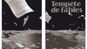 Le Livre des Livres- un chef d'œuvre de l'inclassable Marc-Antoine Mathieu