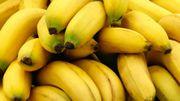 La banane: une source de vitamines très calorique...