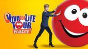 Herve, premier arrêt du Viva for Life Tour !
