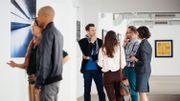 L'Affordable Art Fair se déroulera du 15 au 18 mars à Tour & Taxis