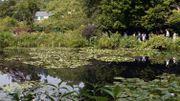 La maison de Claude Monet à Giverny attire plus d'étrangers que de Français