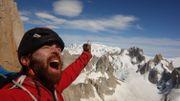 Alpinisme: Le Belge Sean Villanueva O'Driscoll réalise une première mondiale en Patagonie
