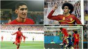 Marouane Fellaini et les Diables rouges en 7 dates clés
