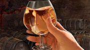 Le vin, héros de bandes dessinées