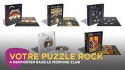 Remportez un puzzle rock pour les fêtes !