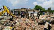 Colombie: 17 morts dans l'effondrement d'un immeuble en construction