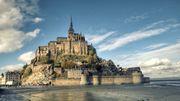 Déconfinement: le Mont-Saint-Michel revient doucement à la vie