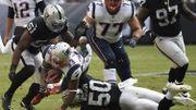 Lien potentiel entre commotions cérébrales et dysfonction érectile chez les footballeurs américains