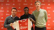 Officiel : le Malinois Hassane Bandé rejoindra l'Ajax en fin de saison