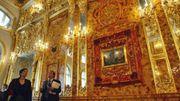 Le trésor d'un palais russe, volé par les nazis, retrouvé au fond de la mer?