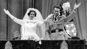 Le mariage du Roi Baudouin le 15 décembre 1960