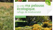 """Livre : """"Je crée ma pelouse écologique, refuge de biodiversité"""""""