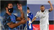 Le Real Madrid écarte Alaves, Eden Hazard monte pour 15 minutes