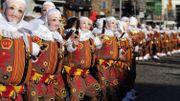 Carnaval de Binche: les moments incontournables du Mardi Gras en images