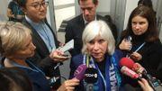 """Cop24: l'ancienne ambassadrice de l'accord de Paris se dit """"optimiste"""" et compte sur la jeunesse"""