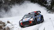 Neuville survole le Rallye de Suède et s'offre 28.1 secondes d'avance sur Latvala vendredi soir