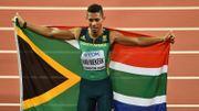 Wayde van Niekerk n'envisage pas de revenir avant les Mondiaux de 2019