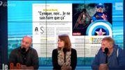 """""""Cynique, noir... Je ne sais faire que ça"""" - Jérôme pique & pique et colère grave"""