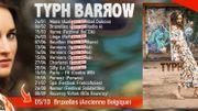 Typh Barrow en concert au Bouillon Blanc à Sensenruth le 7 avril