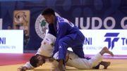 Chouchi décroche l'or en -81kg à Cancun, Willems en argent -70kg