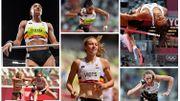 JO Tokyo 2020 : Thiam 3e après la première journée de l'heptathlon, derrière Vetter et une excellente Vidts, 2e