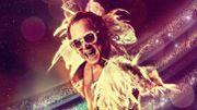 """""""Rocketman"""" : le biopic sur Elton John dévoile son affiche impressionnante par David LaChapelle"""