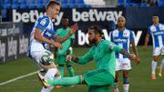 Le Real Madrid, sans Courtois et Hazard, piégé à Leganes pour finir sa saison