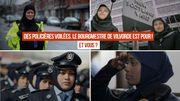 """Karim:""""Je suis pour des policières voilées"""""""