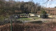 La station d'épuration d'Anderlues