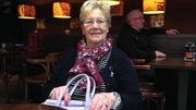 """Ce soir, cette mamy de 70 ans fera peut-être un """"râton"""", une grosse crêpe en Hainaut"""