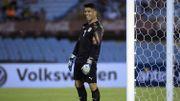 Luis Suarez, le buteur dévoile ses talents de gardien