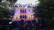 Beyrouth: un concert en hommage aux victimes dans un palais dévasté par l'explosion