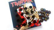 Des capsules Iron Maiden