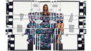 Les premières images de la campagne Kenzo x H&M par Jean-Paul Goude