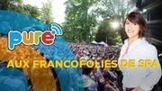 Francos - Au micro de Pure : R.O x Konoba, L'Impératrice, Arden et Hyphen Hyphen