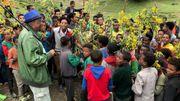 Le Dr Belachew retournait régulièrement en Ethiopie, où il était accueilli en héros, notamment dans son village d'origine