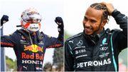 """F1 Imola : Max Verstappen a eu """"très chaud"""", """"pas une terrible journée"""" pour Lewis Hamilton"""