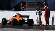 Vandoorne freiné par les problèmes techniques, Vettel le plus rapide et le plus actif