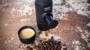Le Flash tendance de Candice : la plus petite machine à café du monde