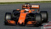 GP d'Australie: Les 1ers essais libres dominés par Hamilton, Vandoorne dernier
