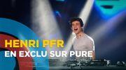 """""""Un moment de malaise assez extrême"""": l'interview d'Henri PFR + 'Easy' en session live"""