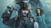 """Box-office mondial : """"Pirates des Caraïbes"""" écrase la concurrence"""